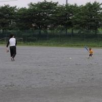 キャッチボール・・・☆