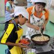 所沢農産物 親子料理コンテスト ごはんにバッチリ! 野菜が主役のおかず!