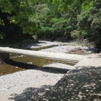 京都・落合は「米買道」と呼ばれた水尾と落合から嵯峨への道