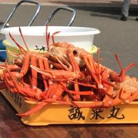 マリンドーム能生「日本海大漁 浜汁まつり」