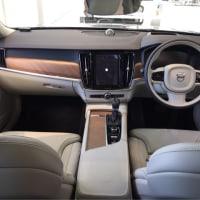 試乗車登場 -S90 T6 AWD Inscription-