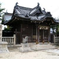 姫路・網干神社。
