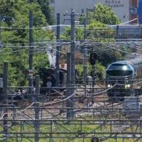 豪華寝台列車「トワイライトエクスプレス瑞風」出発進行 !