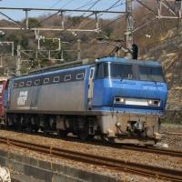 2017年3月28日 東海道貨物線 東戸塚 EF200-17 代走 5075レ