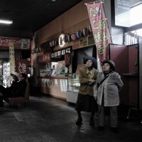 追憶の盛岡バスセンター