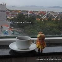 ベトナム縦断の旅5日目☆ハロン湾を眺めながらモーニングコーヒーを@スターシティハロンベイホテル