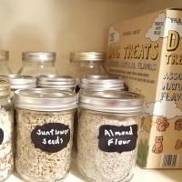 bulk foods (計り売り)利用者に便利なラベル
