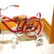 ももちゃんの初めての自転車
