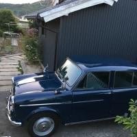 1958y DATSAN 210。