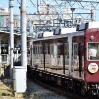 阪急 西宮北口(2011.4.17) 3058F 二枚看板出庫(1)