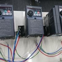三菱電機製インバーター!