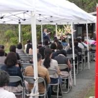 広島ペット霊苑の法要祭に参加させて頂きました