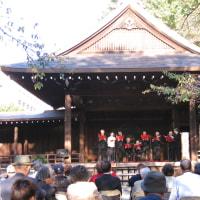 靖国神社の秋の例大祭