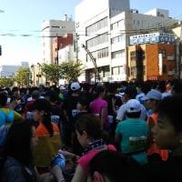 猛暑マラソン大会とマイブーム