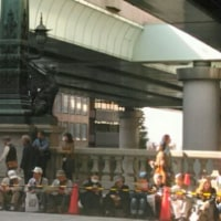 日本中心 日本橋 京橋まつりへ