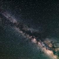 高嶺での天体撮影