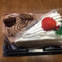 クリスマスケーキを買って来ました。😊