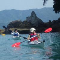 2016徳島出張「海の様子」