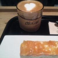 念願の『マックcafe』