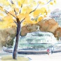 久屋大通公園・希望の泉