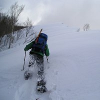 雪山登山は、正直危ないです。