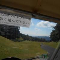 久しぶりのゴルフ