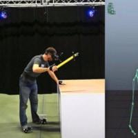 モーションキャプチャサービス Motion capture services