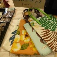ハワイアンキルトやアメちゃんポーチ&スワロアクセサリーの店頭販売☆レンタルボックスのフリマボックスミオカ店