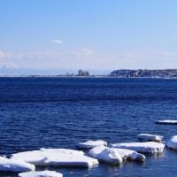 オホーツクの流氷(網走から)