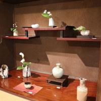 4/29〜5/8 「畑中伊紀 陶展」紀南ツアーデザインセンターで開催中