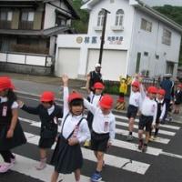 交通安全教室1~2年生
