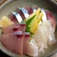 冬の海鮮丼