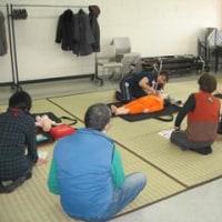 赤十字健康生活支援講習・幼児安全法短期講習が終了しました