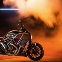 Ducati Diavel Diesel 世界限定666台