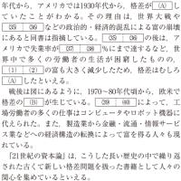 慶応大学・商学部・世界史 1