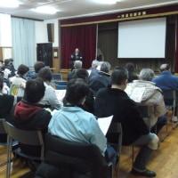 松原市の一津屋荘園会館で交通安全広州海開催!