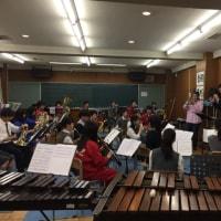 昭和学院高校と元NHK交響楽団関山氏との合わせ