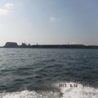 東京湾(船橋港~盤洲~横須賀) シロギス船釣り  2017年6月10日(土)