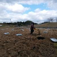 夢農場たい肥作り