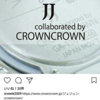 ( ゚д゚)エッ?! →ただいま準備中 ジェジュン×CROWNCROWN - Gショック カスタム専門【CROWNCROWN】