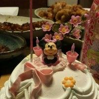 31のミニーマウスのアイス