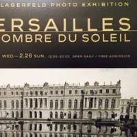 「太陽の宮殿 ヴェルサイユの光と影」ーカール ラガーフェルド写真展