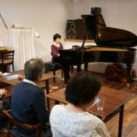コンサート 土師さおり・ピアノリサイタル
