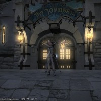 【FF14】別荘みたいなの買いました【アパルトメント】