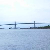 小名浜港、ららみゅうに行く