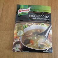 日本のスープ