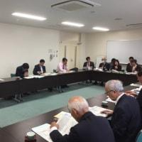 今日から教育民生委員会の視察。本日は名古屋市の児童相談所の視察でした。