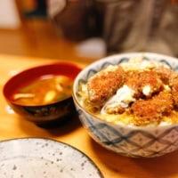 カツ丼・焼豚ラーメン・ブリ大根