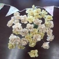 バラの花作り