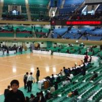 やってきました!全日本剣道選手権!